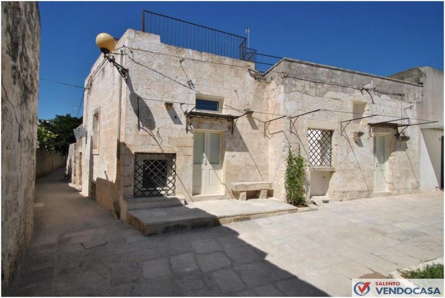 Abitazione Antica Muro Casa Vendo Salento A Indipendente Leccese odxsQrhCBt